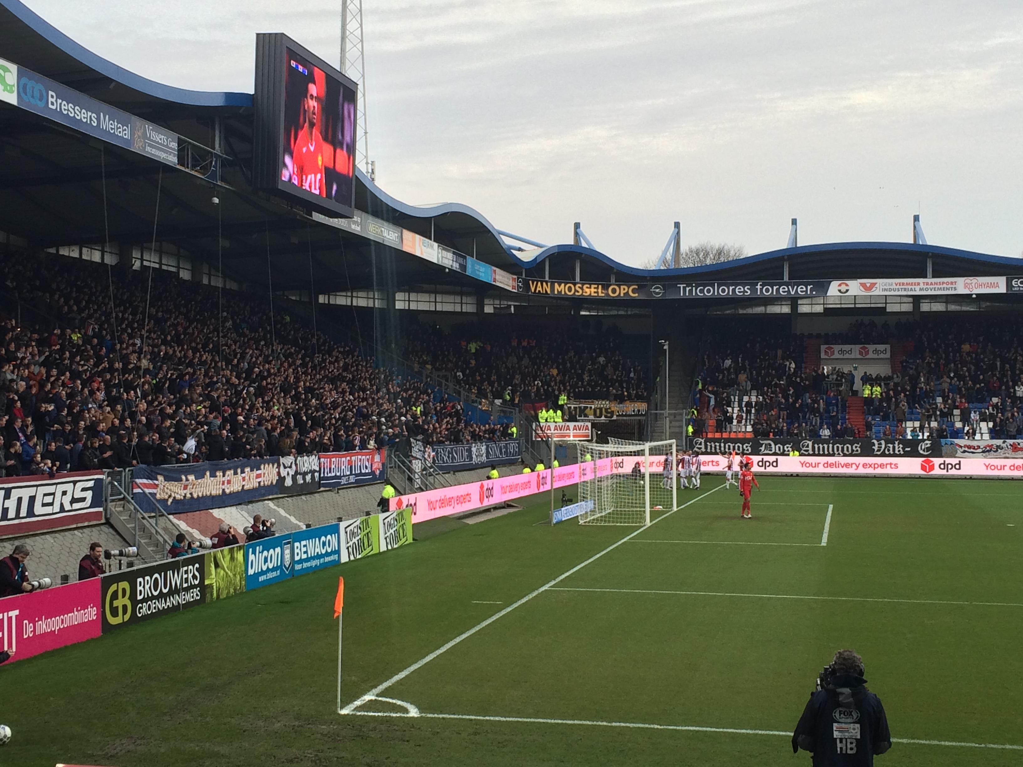 Tilburg: Koning Willem II Stadion