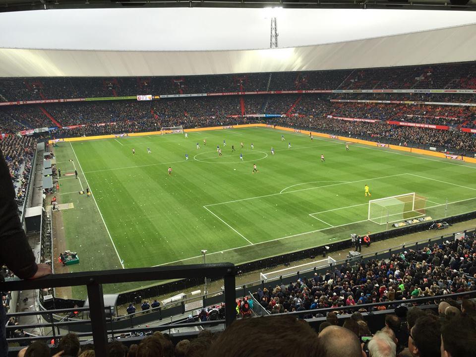 Rotterdam: De Kuip