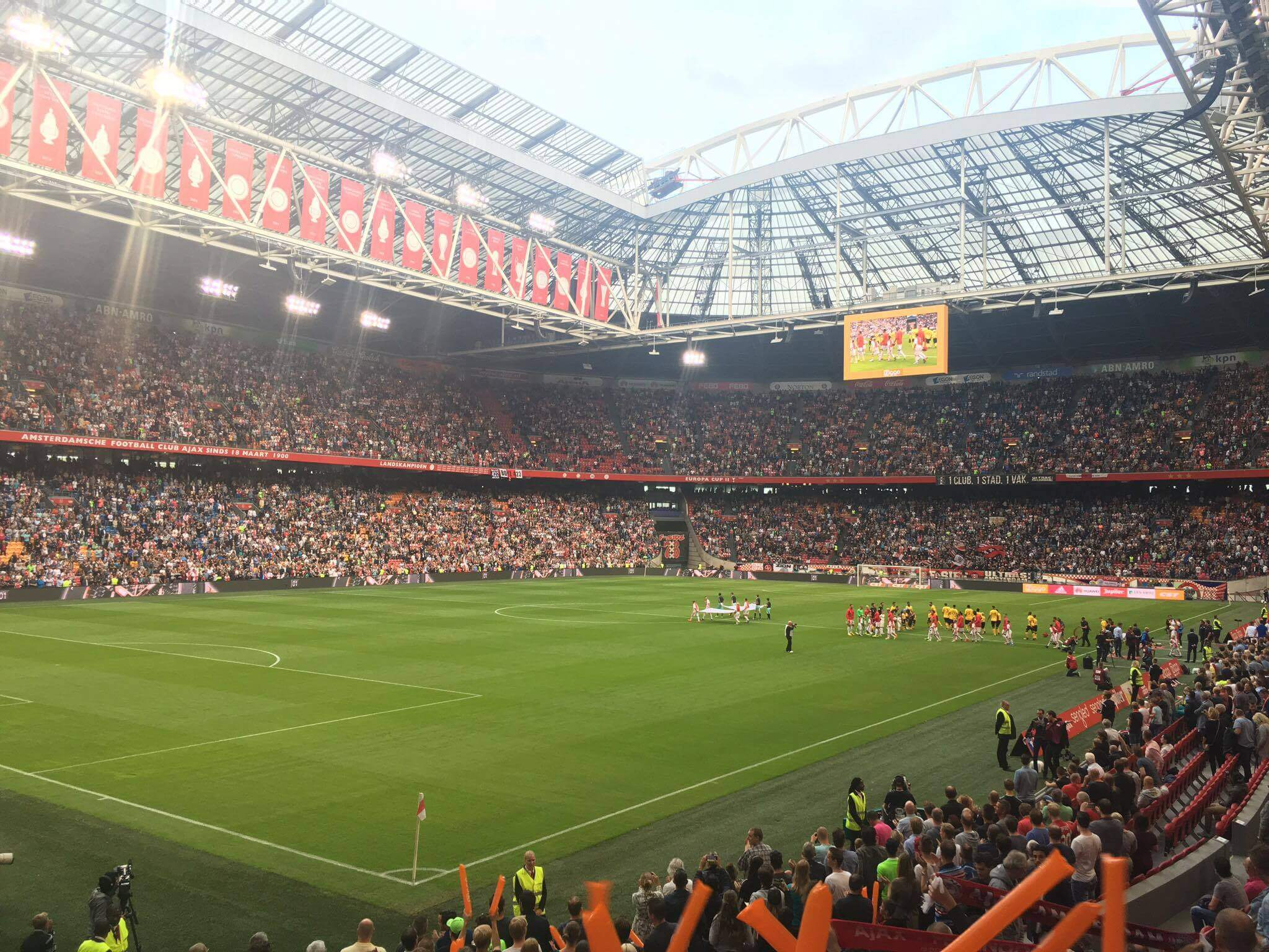 Amsterdam: Johan Cruijff Arena