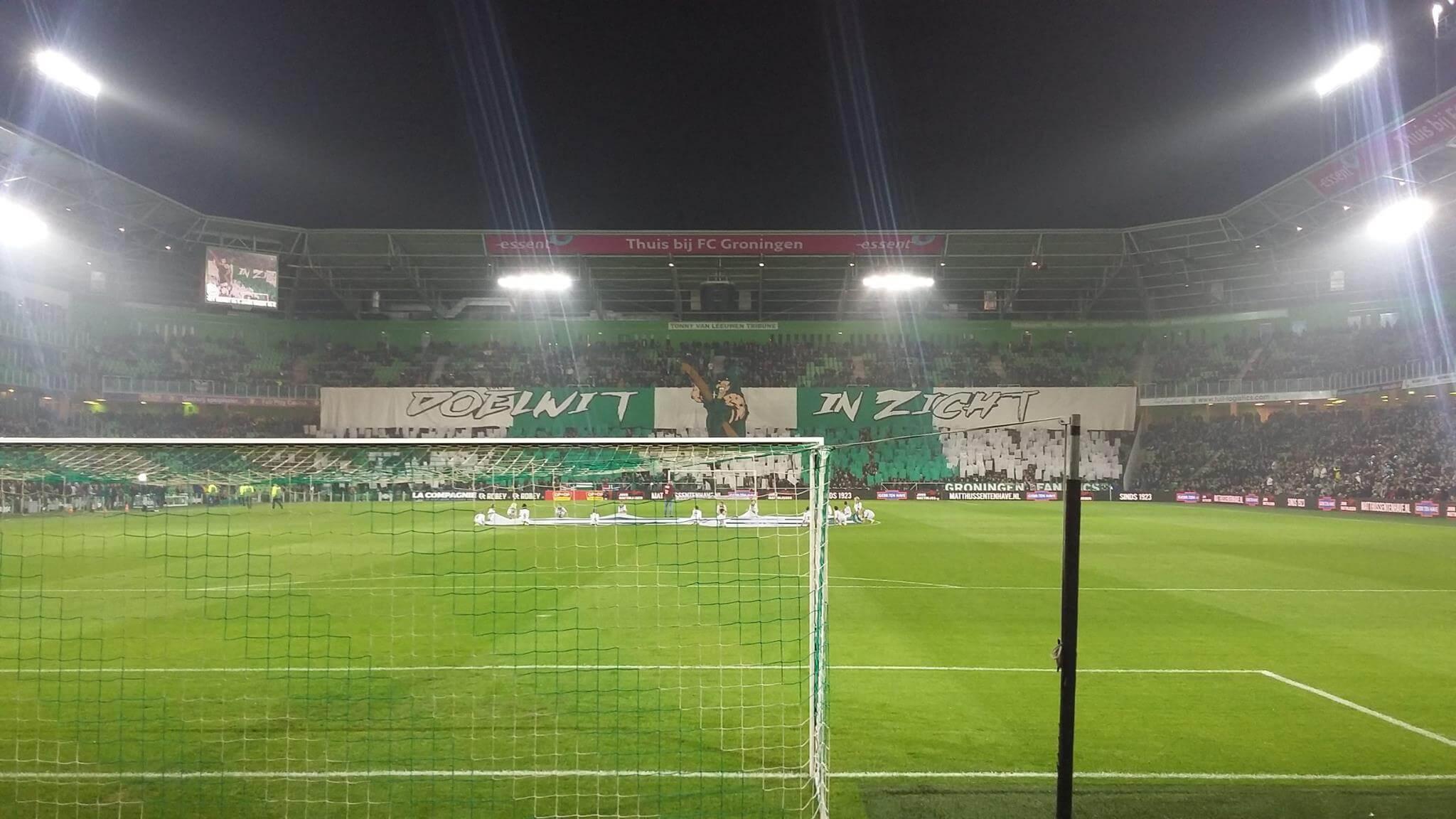 Groningen: Noordlease Stadion