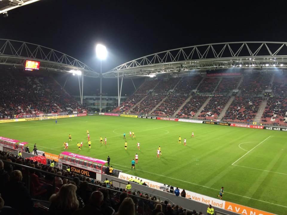 Utrecht: Stadion Galgenwaard