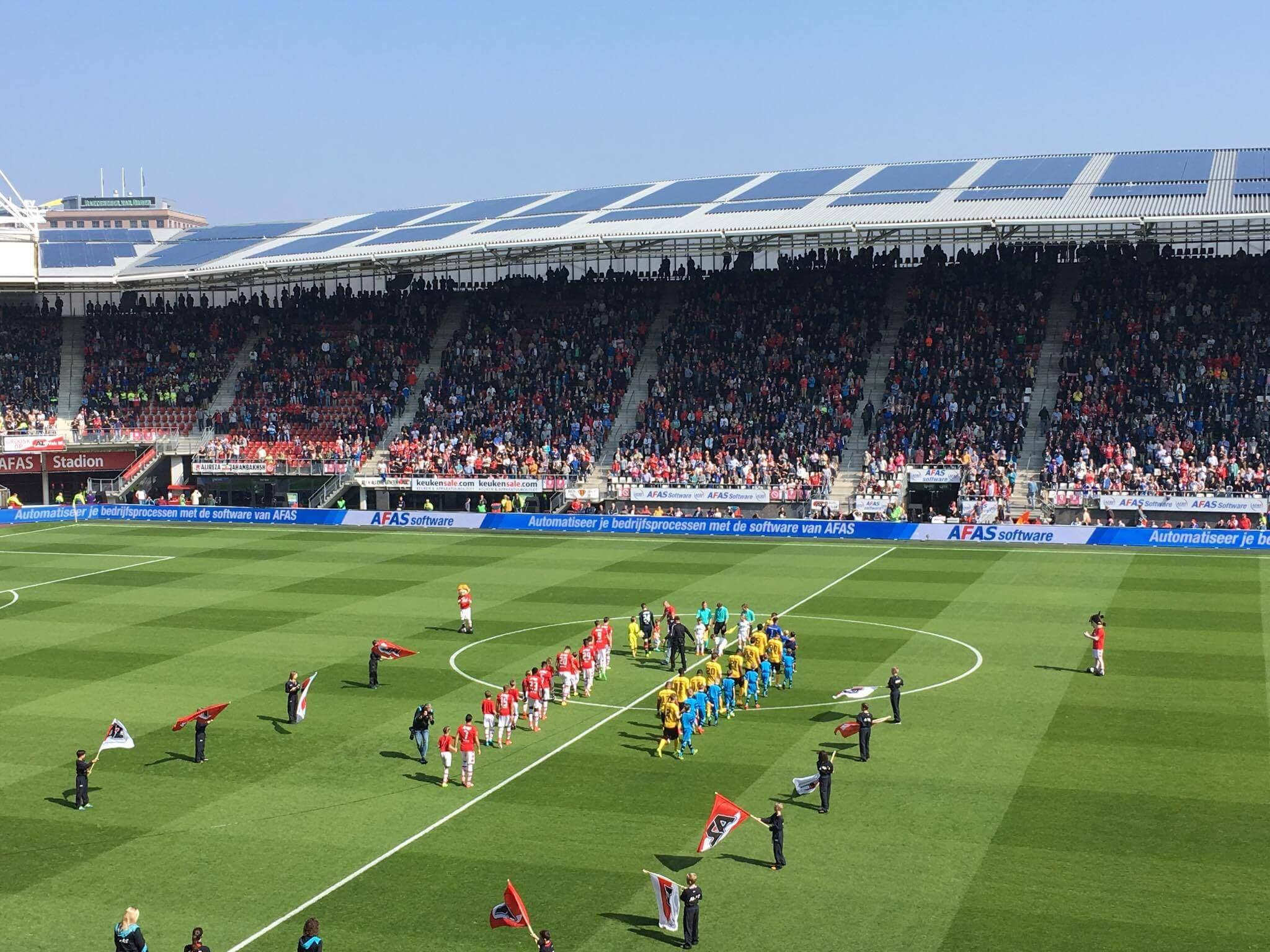 Alkmaar: AFAS Stadion
