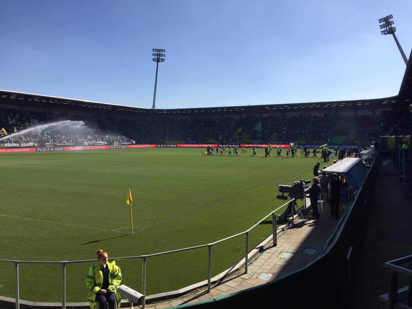 Den Haag: Cars Jeans Stadion
