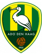 team photo for ADO Den Haag