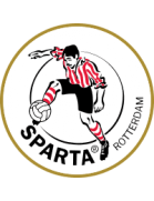 team photo for Sparta Rotterdam