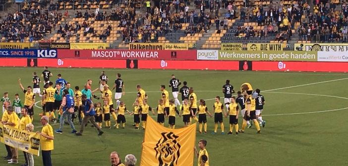 Roda JC verslaat NAC Breda in slotfase: 1-0