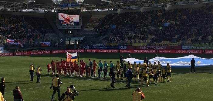 FC Utrecht boekt eclatante zege tegen gewijzigd Roda JC