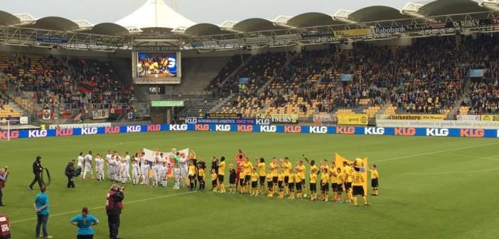 Roda JC jaagt op eerste zege tegen N.E.C.