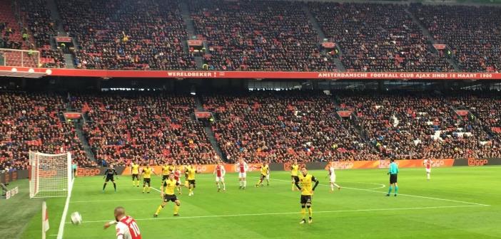 Ajax op bezoek in Kerkrade voor KNVB beker