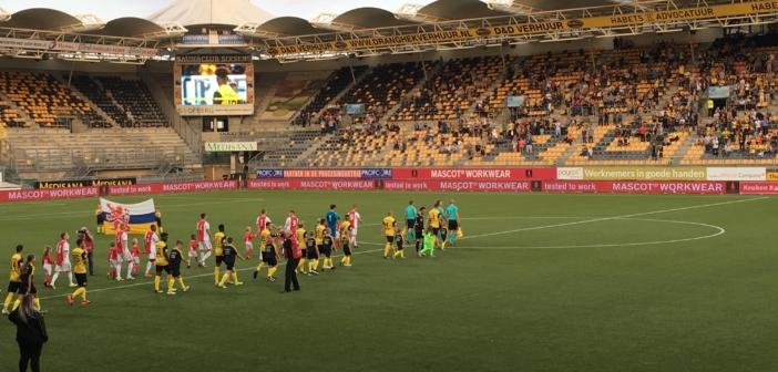 Roda JC verslaat Jong Ajax bij seizoensouverture: 2-1