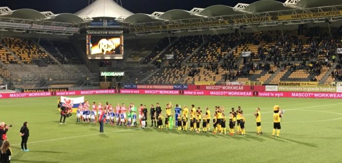 Roda JC geeft droompositie weg en verliest van Jong PSV