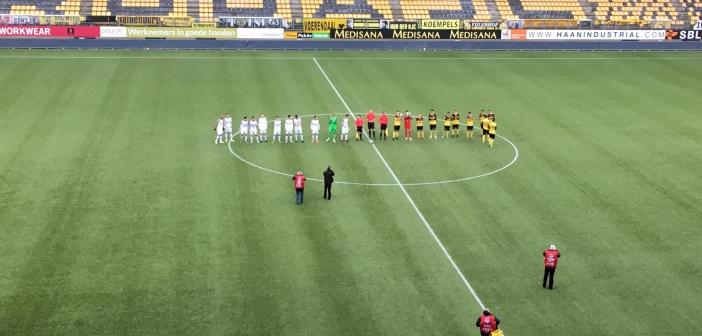 Roda JC opent 2019 met 2-0 winst tegen Lierse