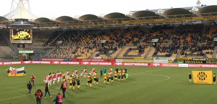 Voorbeschouwing | Weinig enerverend affiche op maandagavond voor Roda JC