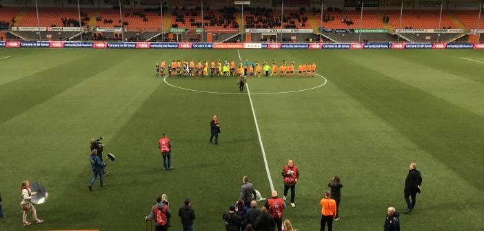 Volendam en Roda op jacht naar eerste overwinning