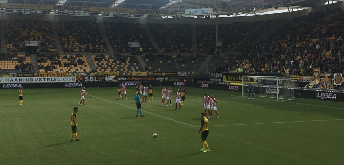 Roda JC kent weinig moeite met TOP Oss