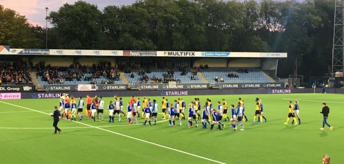 FC Eindhoven en Roda JC in evenwicht: 1-1