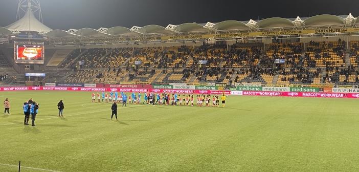 Twee goals voorkomen nieuwe Roda-nederlaag niet